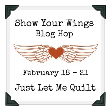 Show Your Wings Logo