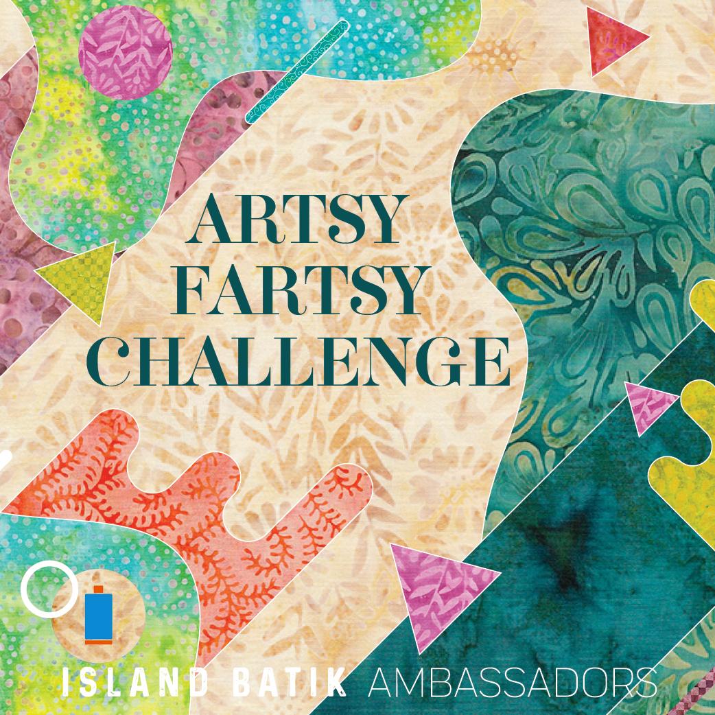 Artsy Fartsy Challenge