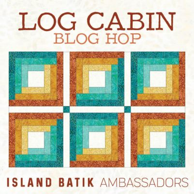 2 - Log Cabin Blog Hop
